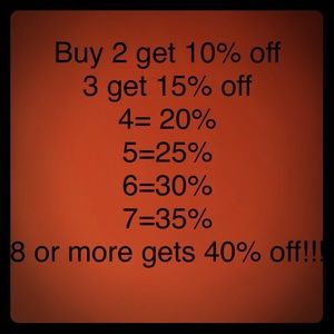 Sale on clothing!!!!!!